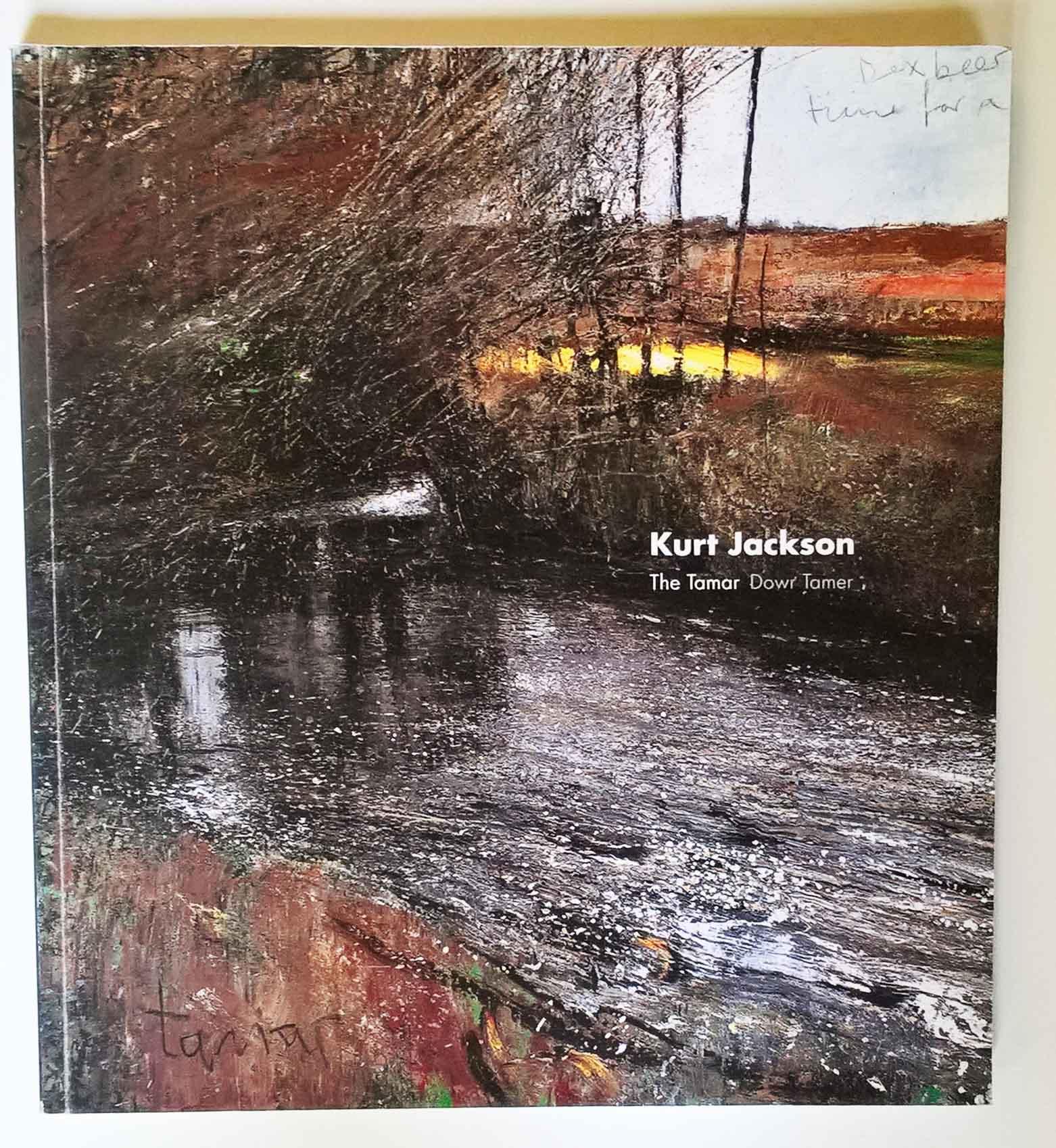 Kurt Jackson Artist Cornwall